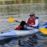 ah! this is how to dog paddle