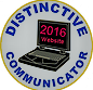 Distinctive Communicator Award