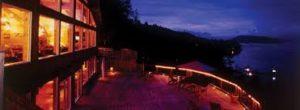 Inlets Restaurant West Coast Wilderness Lodge