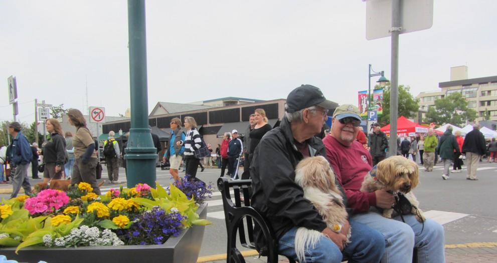 Sidney, Vancouver Island Street Market