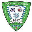 Vessel Safety CHeck Decal