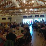 Saturday evening District Dinner Meeting
