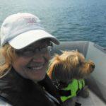 Max Madsen & Suzy Webbs cruising a Garrison Bay