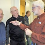 Ray, Scott & Randy storytelling time