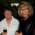 Audry L & Karen M always an interesting conversation