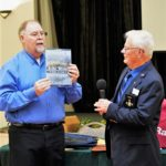 Explaining that most of the members signed Ray Thomas book