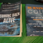 Books written about the rescue and Dick Schoel