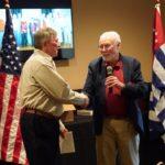 Congratulations to Gordon Bilyard - received Member of the Year Award
