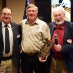 Commander Ray Mahalick with Gordon and SEO Duane Webb
